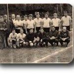 SV Laubusch - altes Mannschaftsfoto