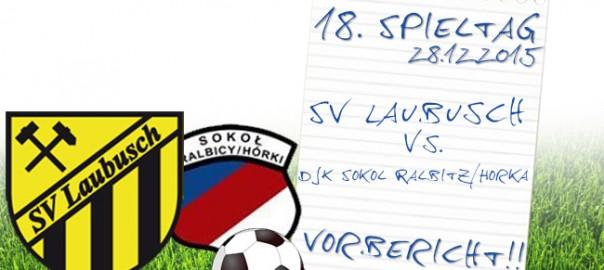 18. Spieltag | Vorbericht Männermannschaften