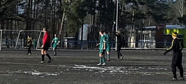 Nachholespiel | 2. Männermannschaft | deutlicher Auswärtssieg in Schwepnitz