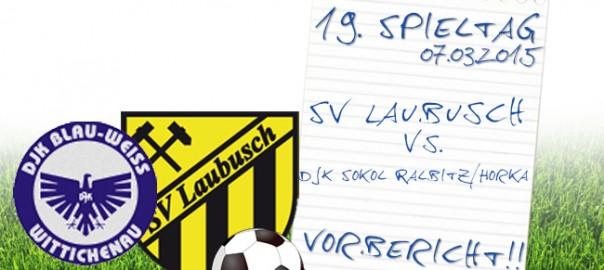19. Spieltag | Vorbericht Männermannschaften
