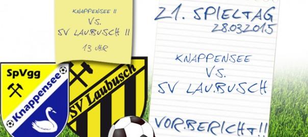 Vorbericht 21. Spieltag | Männermannschaften