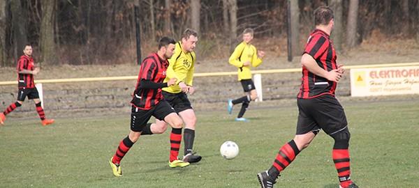 Spvgg Knappensee  vs.  SV Laubusch   1 – 3