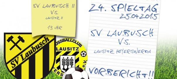 24. Spieltag | Vorbericht Männermannschaften