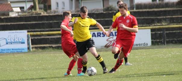 21. Spieltag | 1. Männermannschaft | SV Laubusch – SV Einheit Kamenz II  1:1 (1:0)