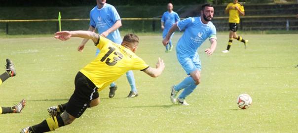 28. Spieltag | 1. Männermannschaft | SV Laubusch – FSV Lauta 2:2 (2:1)