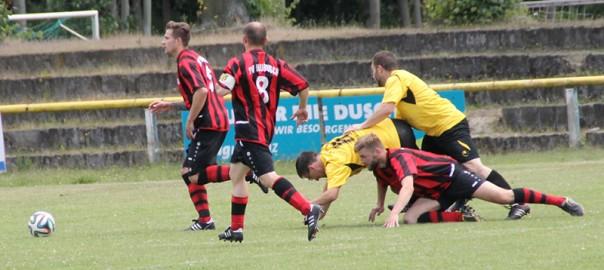 30.Spieltag I SV Laubusch – LSV Neustadt Spree II  1:2 (1:2)