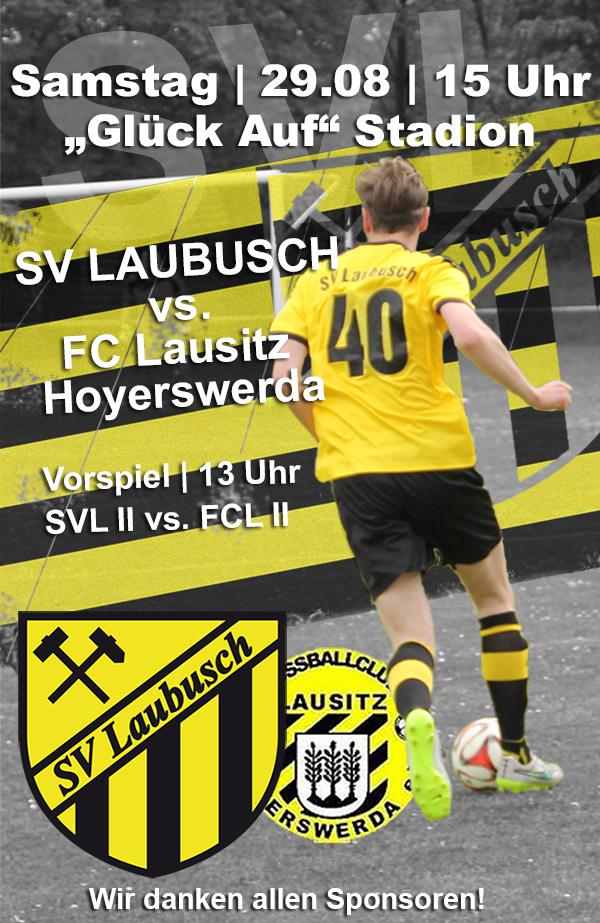 SV Laubusch vs FC Lausitz Hoyerswerda