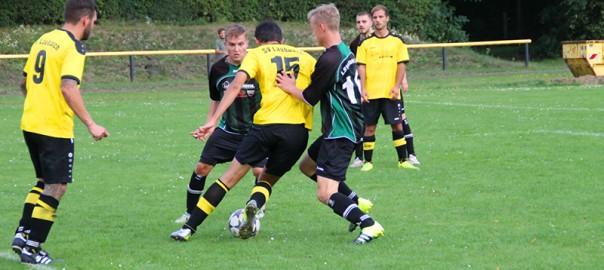5. Spieltag | 1. Männermannschaft | SV Laubusch – LSV Bluno  0:1 (0:0)