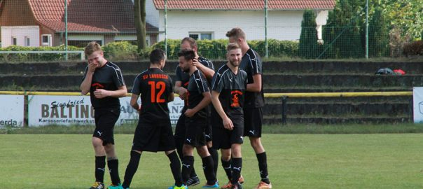 1. Spieltag | 1. Männermannschaft | SV Laubusch – SpVgg Lohsa/ Weißkollm  2:2 (0:0)
